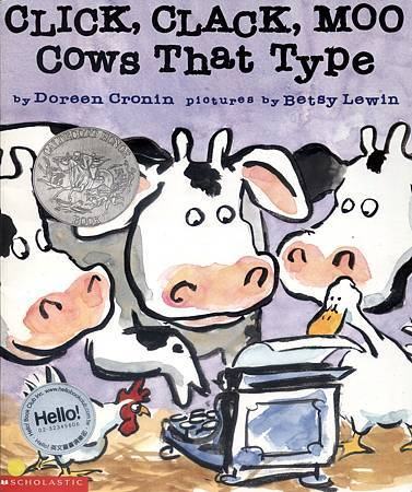 CLICK, CLACK, MOO COWS THAT TYPE - 封面.jpg