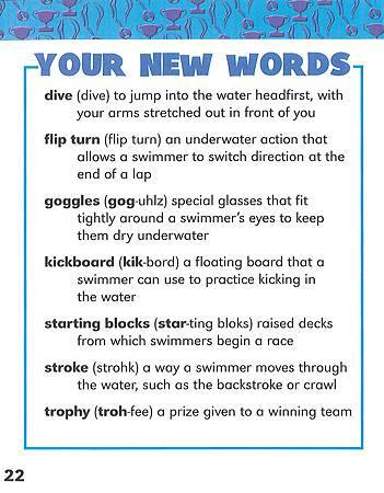 SCHOLASTIC - NEWS NONFICTION READERS - LET'S TALK SWIMMING (PAGE 22).jpg