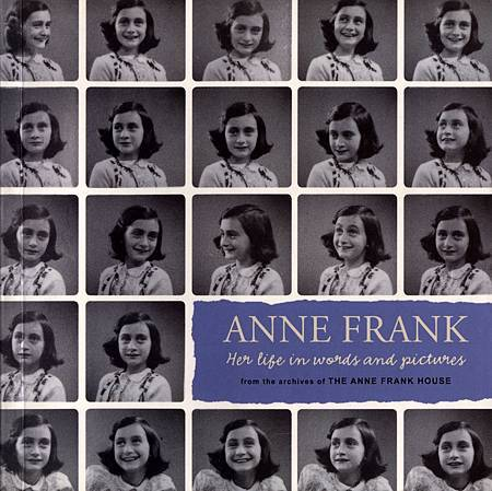 ANNE FRANK (HER LIFE IN WORDS AND PICTURES) - COVER PAGE.jpg