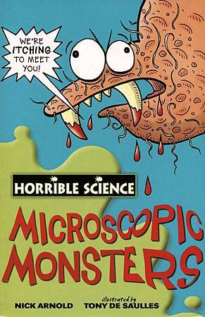 HORRIBLE SCIENCE - MICROSCOPIC MONSTERS - COVER PAGE.jpg