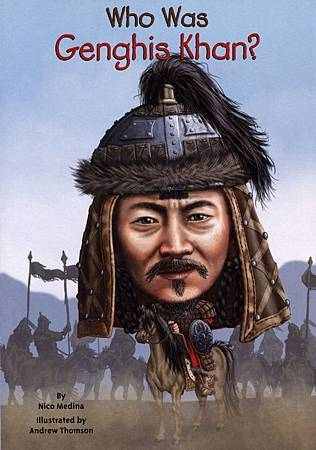 WHO WAS GENGHIS KHAN - COVER PAGE.jpg