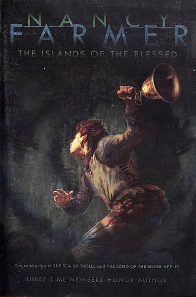 ISLANDS OF THE BLESSED, THE - NANCY FARMER.jpg