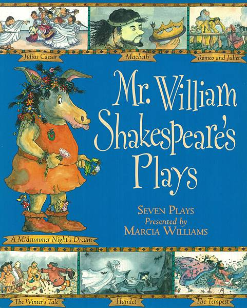 MR WILLIAM SHAKESPEARE%5CS PLAYS - COVER PAGE.jpg