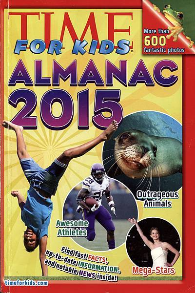 TIME FOR KIDS - ALMANAC 2015 - COVER PAGE.jpg