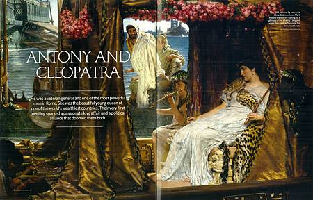 NATIONAL GEOGRAPHIC - HISTORY - THE GLORY OF ATHENS -Antony %26; Cleopatra-- PAGE 18+19.jpg