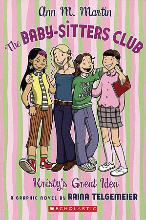 BABY-SITTERS CLUB, THE - KRISTY'S GREAT IDEA.jpg