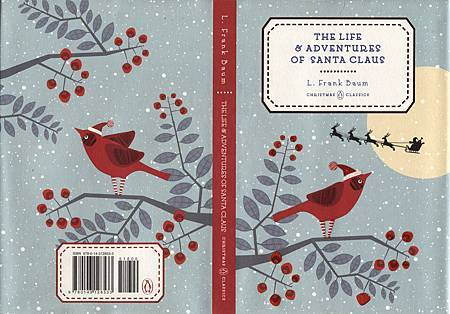 LIFE & ADVENTURES OF SANTA CLAUS, THE - COVER PAGE.jpg