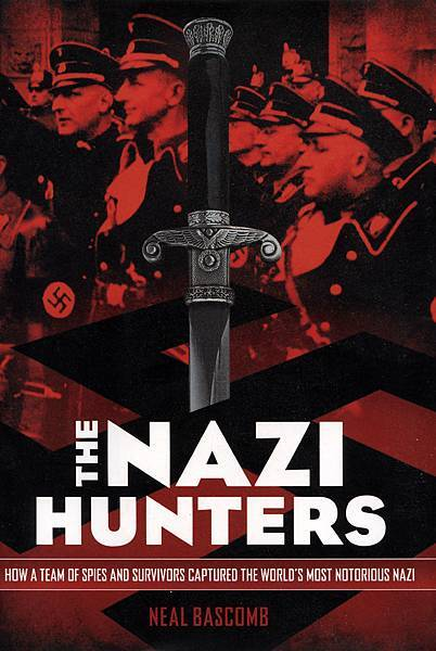 NAZI HUNTERS, THE - COVER.jpg