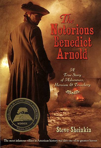 NOTORIOUS BENEDICT ARNOLD, THE - COVER.jpg