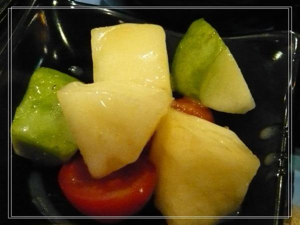 定食8 水果