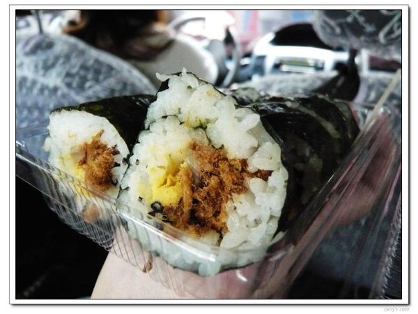 壽司真好吃