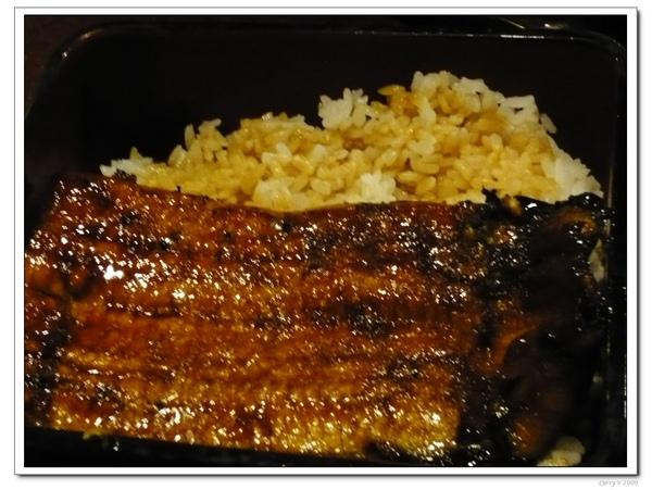 大東屋 鰻魚定食