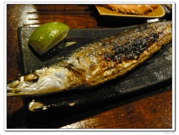 大東屋 烤秋刀魚