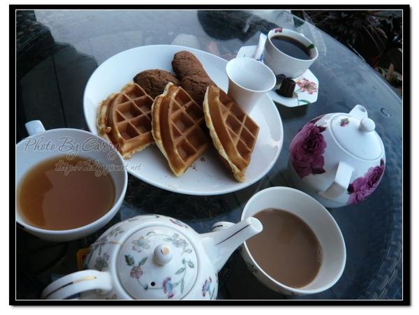 下午茶  涵館
