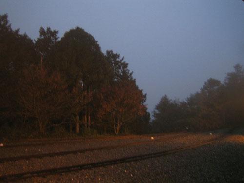 022早上出發去看日出的車站