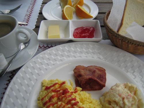 SPAHOME 早餐