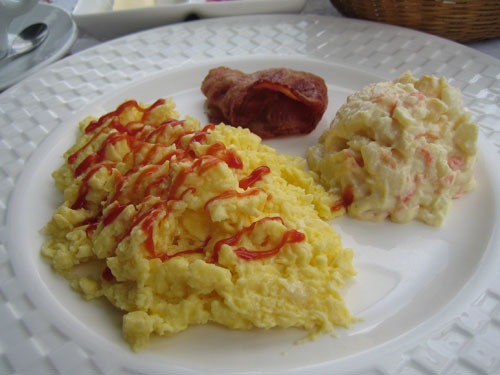 SPAHOME 早餐近拍