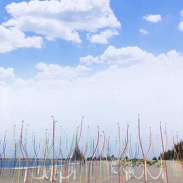 1553673632 2673488135 n - 台南最新夢幻打卡景點│2019漁光島藝術節│超夢幻海島新樂園!