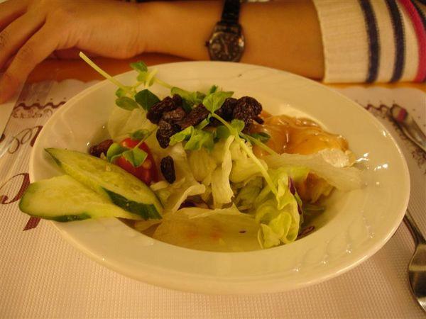 台北地下街用餐...