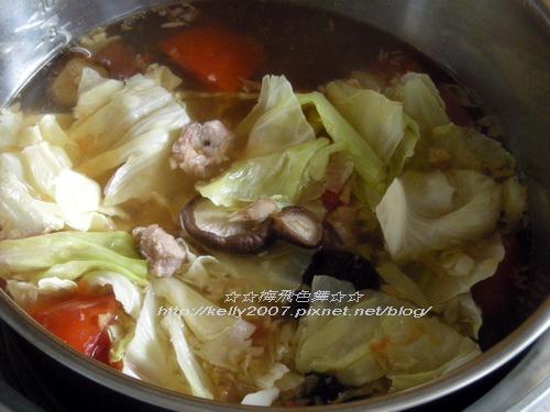 減肥蔬菜湯