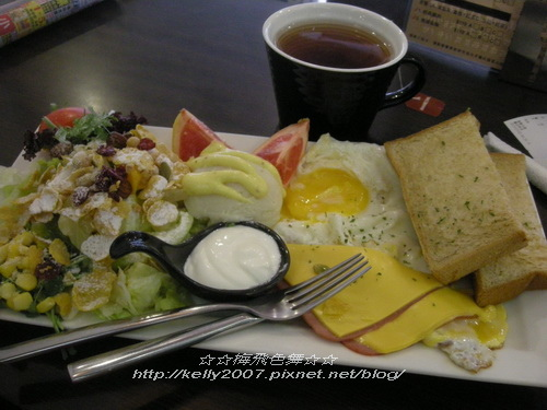 豐滿早午餐