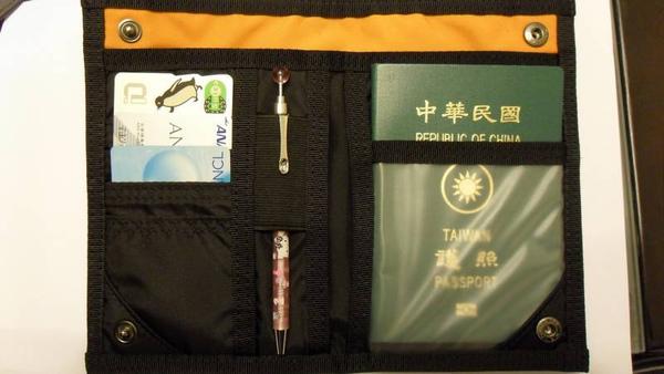 Porter 護照夾