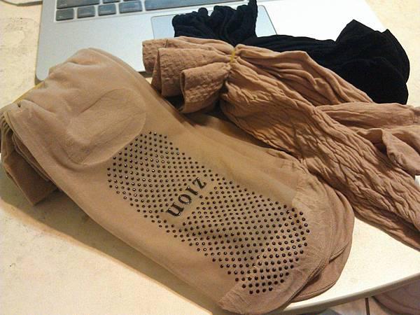 南大門買的襪子
