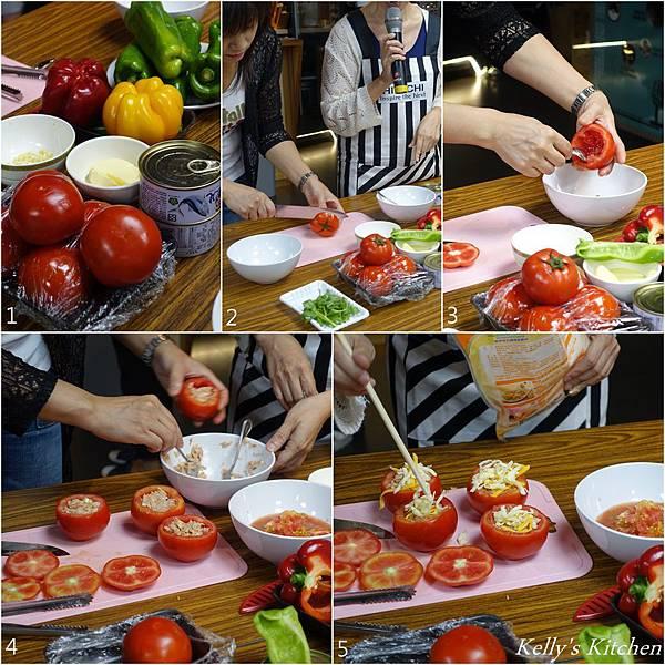 20160803焗烤番茄盅(1~5)