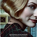 奎妮·金坦(Queenie Goldstein)