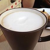 黑糖鮮奶茶