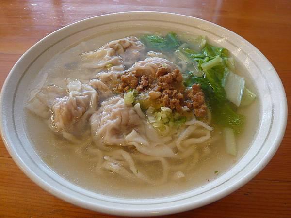 鮮蝦餛飩麵 (1)