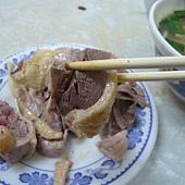 切鴨肉 (3)