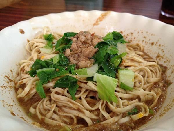 葉記麻醬麵