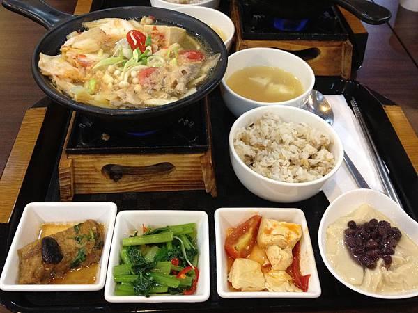 泡菜豬肉煲 (1)