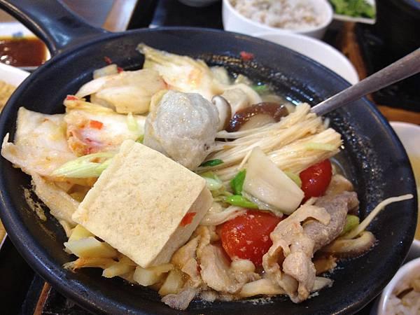 泡菜豬肉煲 (2)