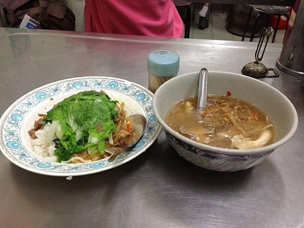 肉燥飯 (1)