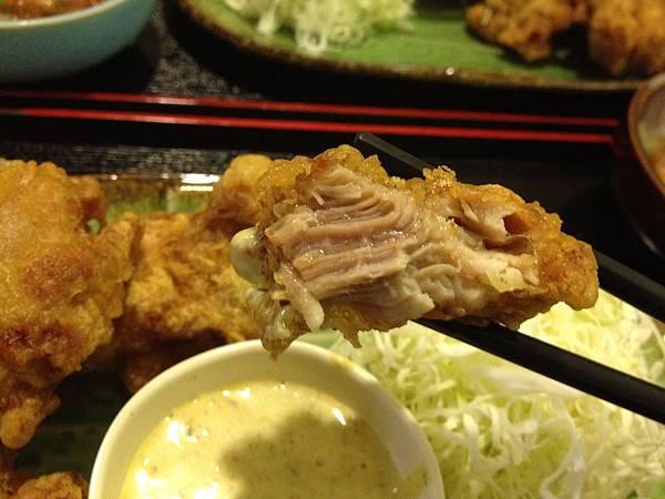 炸雞塊定食 (3)