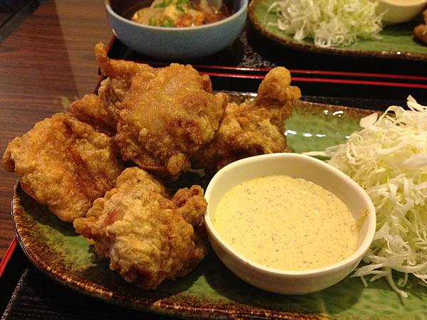 炸雞塊定食 (6)