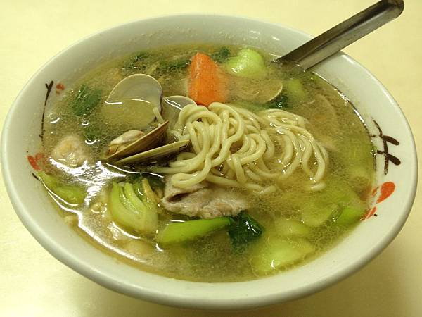 什錦湯麵 (2)