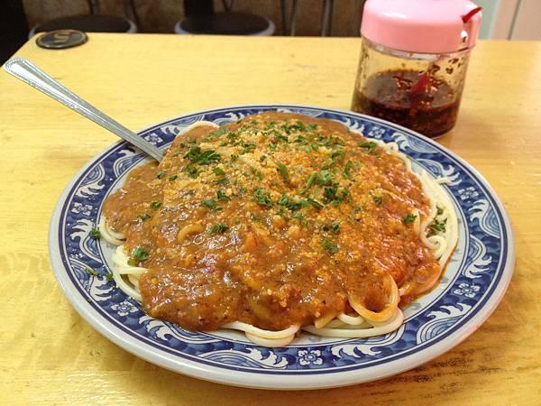 肉醬麵(大) (1)
