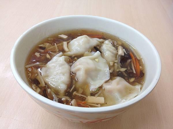 酸辣鮮蝦湯餃6) (1)