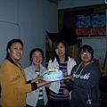 20081109抽风观看DVD前留影