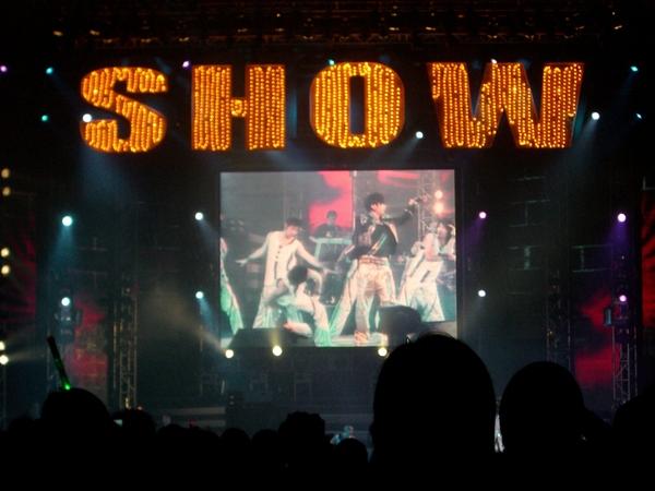 show concert