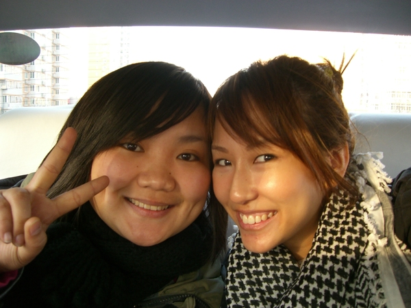 me and xiao ying