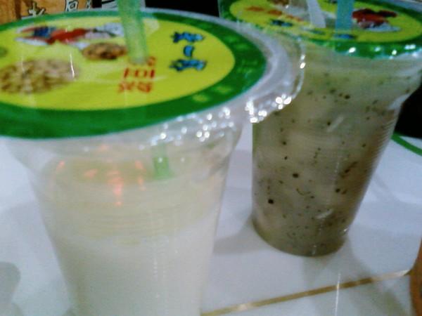 糯米。。glutinous rice drink...@ 武汉