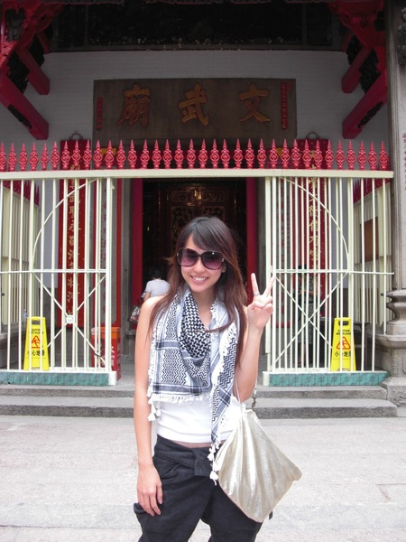 temple visiting2008