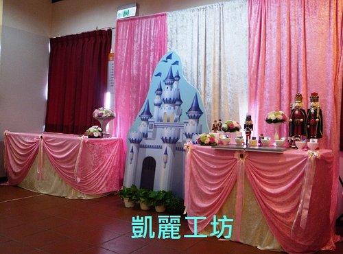 2012.1.14大楊梅鵝莊全景
