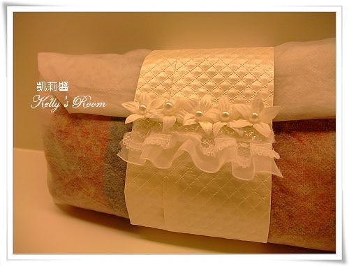 代包裝-圍巾001