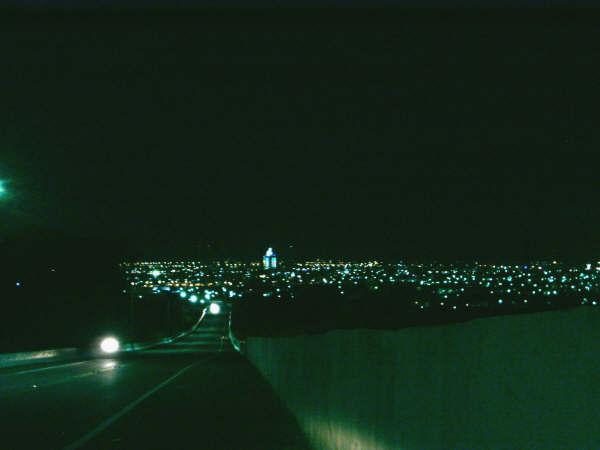 台中-敖峰山 夜景