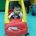 可愛的小司機